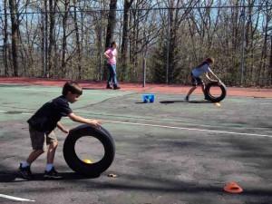 Crown Ridge - Educational Tour Activities