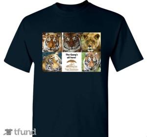 Crown Valley Tiger Sanctuary Tiger T-shirt